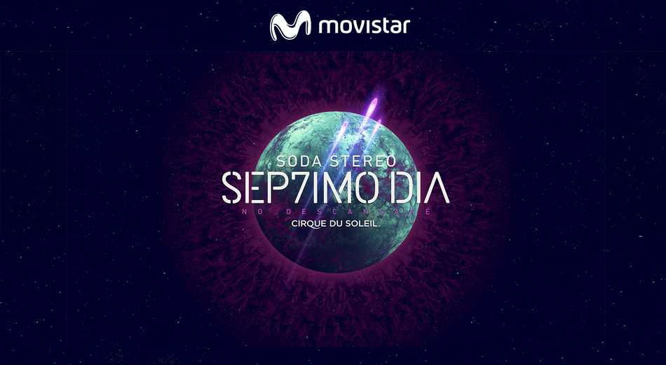 """Movistar lanza un concurso para que sus clientes participen por mil entradas para """"Sép7imo Día – No Desc ansaré"""""""