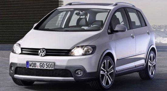 Volkswagen presenta una nueva versión del Golf, más deportivo y 'todoterreno'