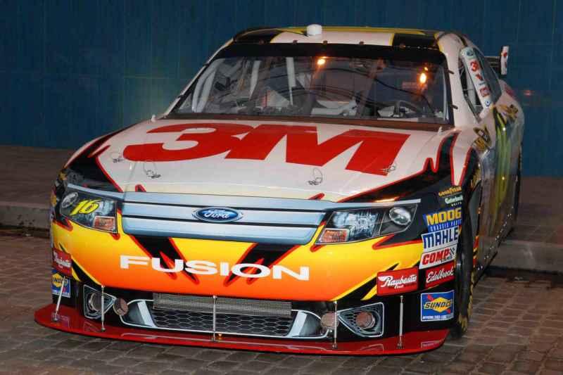 Se presentaron los tres NASCAR que llegaron a la Argentina