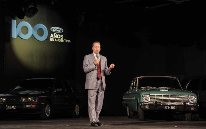 Ford Argentina celebra su 100° aniversario en el país