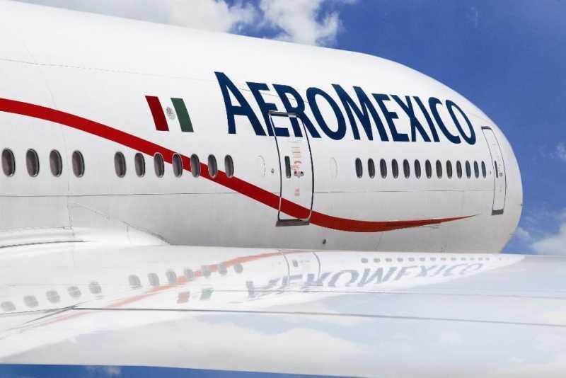 Aeroméxico recibe por segundo año el distintivo de Empresa Socialmente Responsable