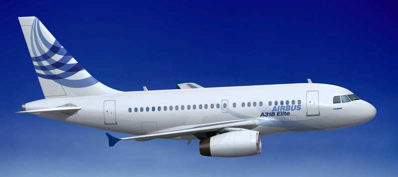 Avianca Brasil recibe su primer A318