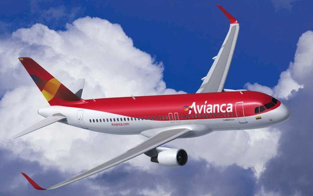 Avianca recibe su primer A320 equipado con la tecnología Sharklet