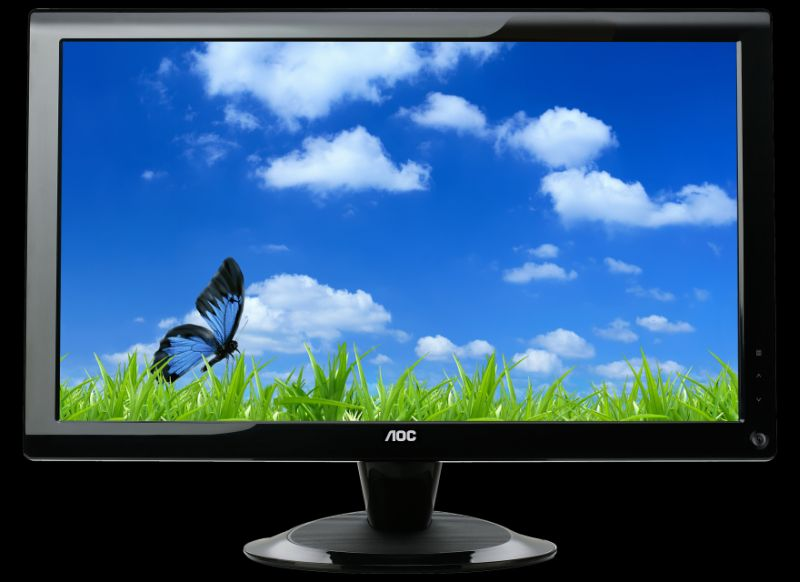 AOC presenta sus innovadores monitores LED con certificación ecológica EPEAT Gold