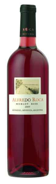 Bodega Alfredo Roca lanzó su nuevo vino Alfredo Roca Merlot Rosé 2009