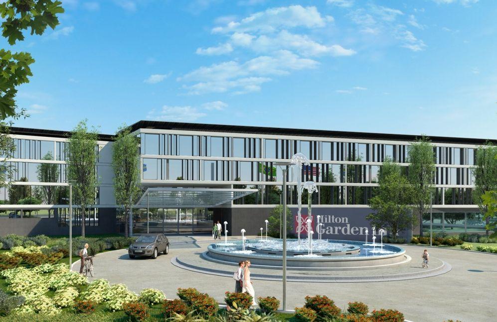 Hilton Worldwide anuncia su primer hotel Hilton Garden Inn en Argentina