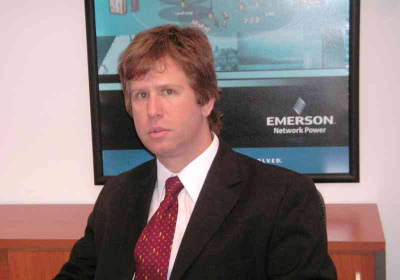 Emerson Network Power designó nuevo Sales Manager