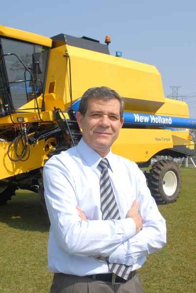 New Holland designó a Amaurí Fagundes como nuevo Gerente Comercial en Argentina