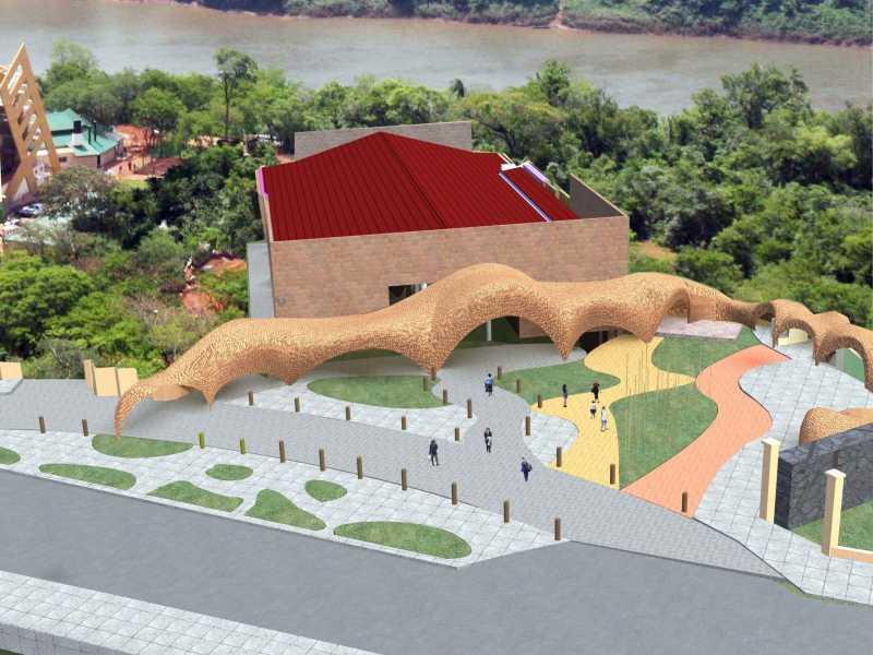 Amerian Portal del Iguazú contará con un centro de convenciones y un parque temático