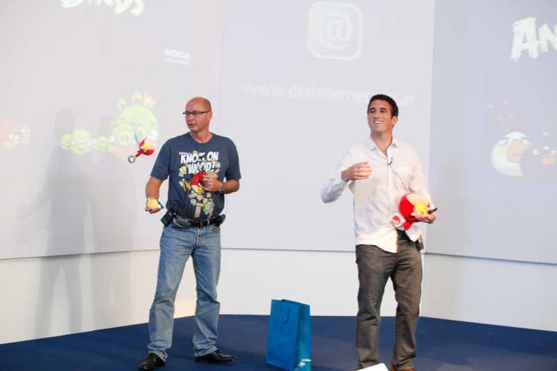 Animate a jugar con Nokia y Garbarino