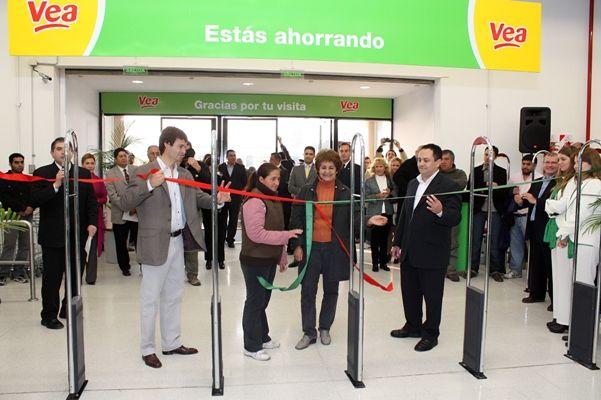 Vea inauguró un nuevo local en San Miguel de Tucumán