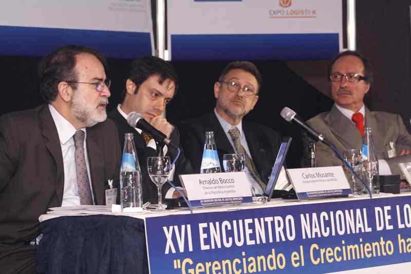 Arlog propuso la creación de una Junta Nacional de Logística para el planeamiento estratégico de las inversiones en infraestructura