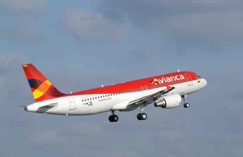 Avianca comenzó a operar la ruta Bogotá-Washington