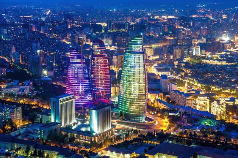 Azerbaiyán sede del Gran Premio de Fórmula Uno