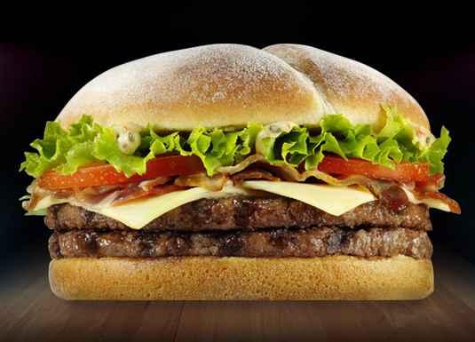 """Clavate un """"BK Argento"""" en Burger King®"""