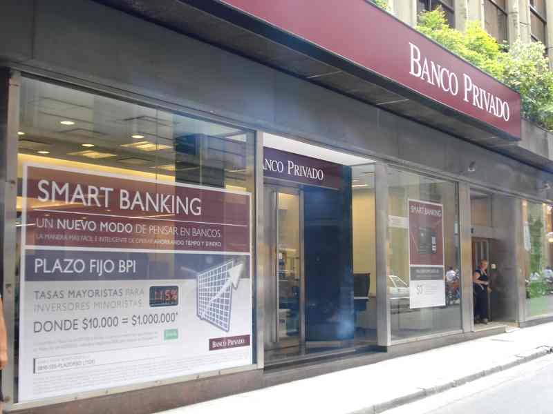 Banco Privado trasladó la sucursal Alvear a la City Porteña