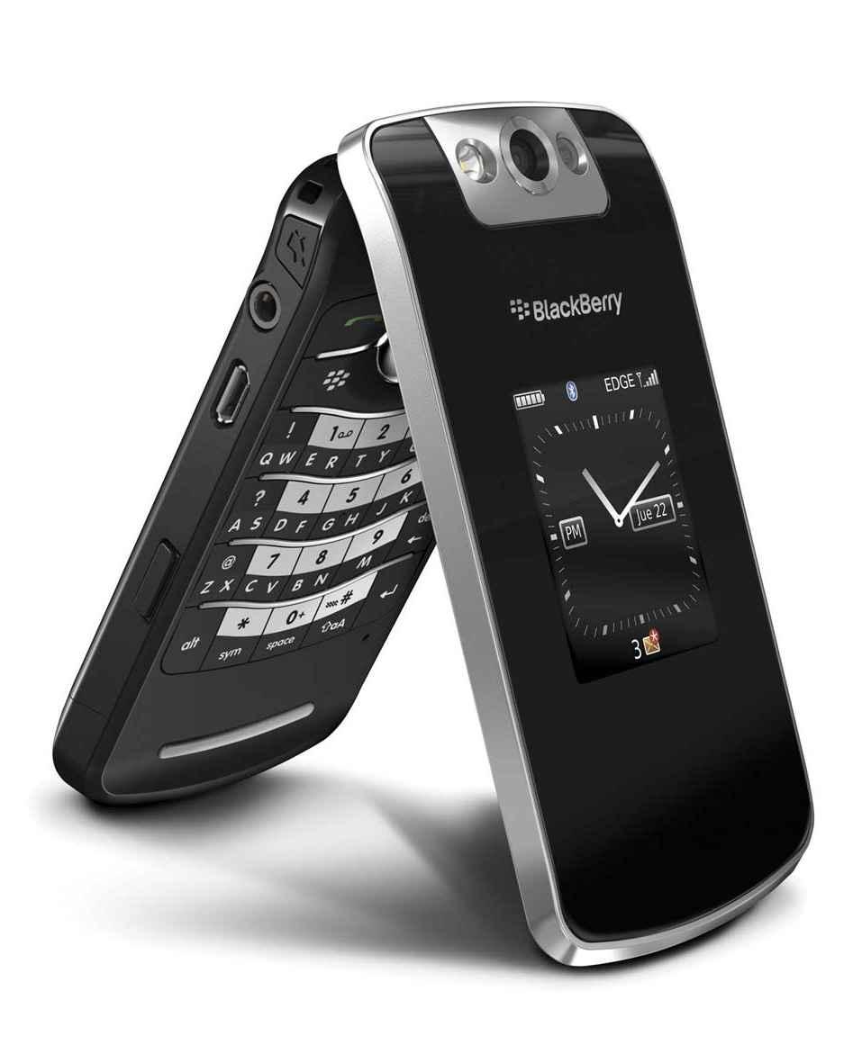 Destapá un smartphone BlackBerry con Movistar