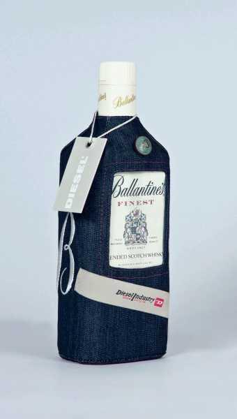Ballantine's y Diesel consolidan su alianza con el lanzamiento de una botella edición limitada