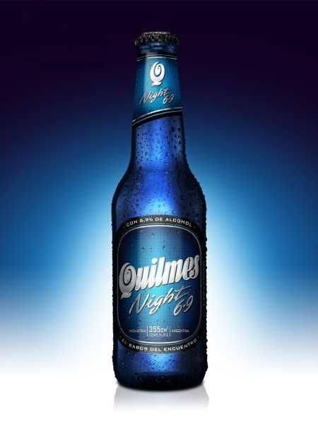 Pierini Partners diseña una botella única para la nueva Quilmes Night