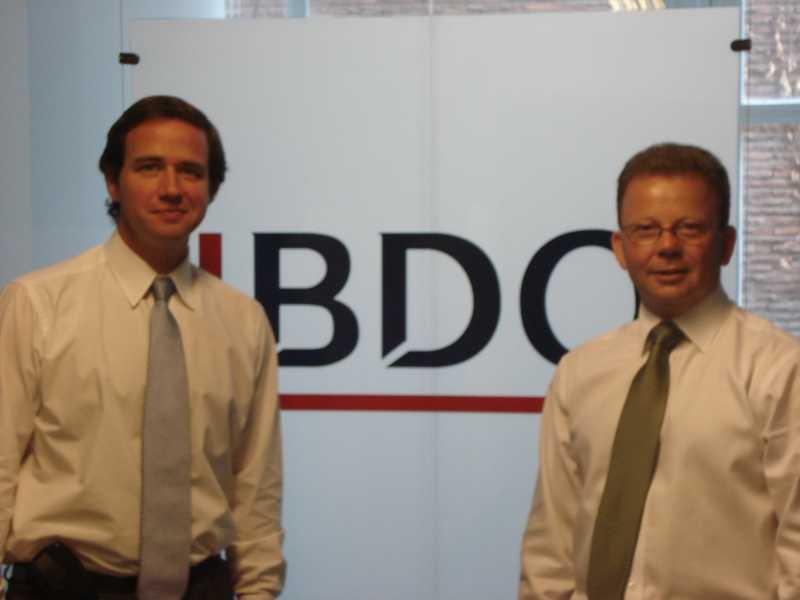 Especialista de la Bolsa de Londres para Inversiones Alternativas de BDO visitó la Argentina