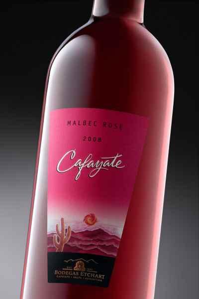Bodegas Etchart presenta el nuevo Cafayate Malbec Rosé
