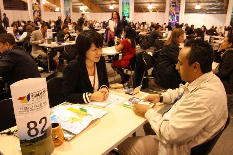 227 mayoristas internacionales de turismo recorren Colombia