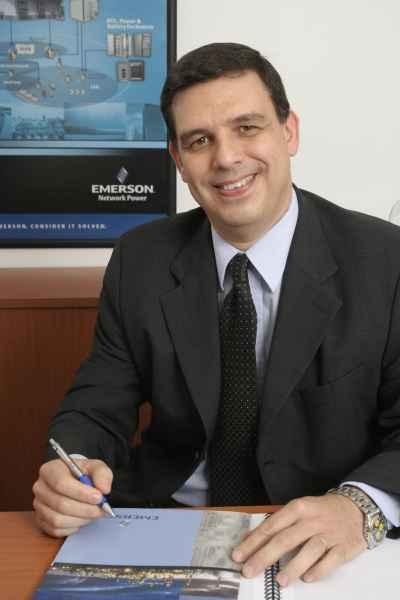 Emerson Network Power crea la Gerencia Regional de Ventas para América del Sur