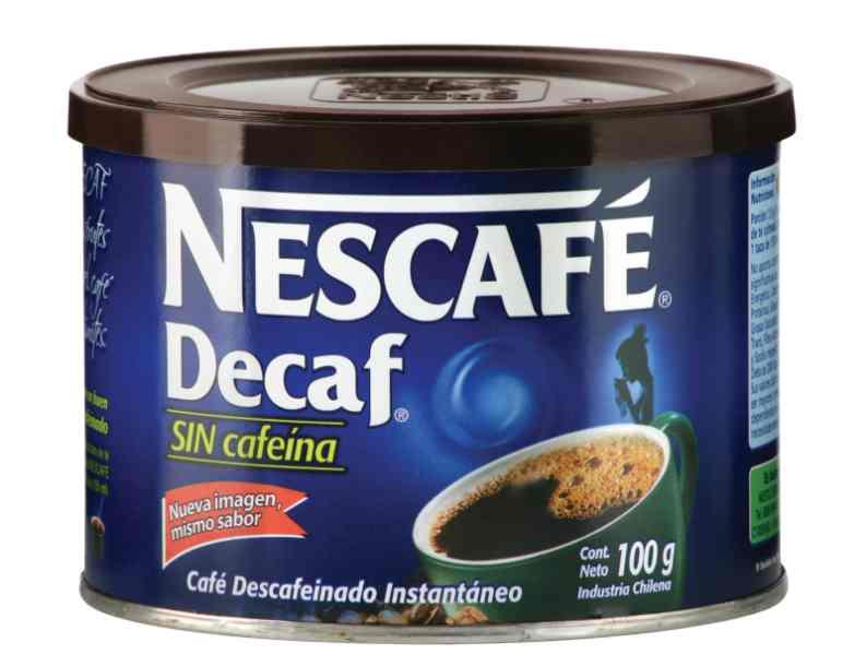 Nueva imagen para NESCAFE Decaf