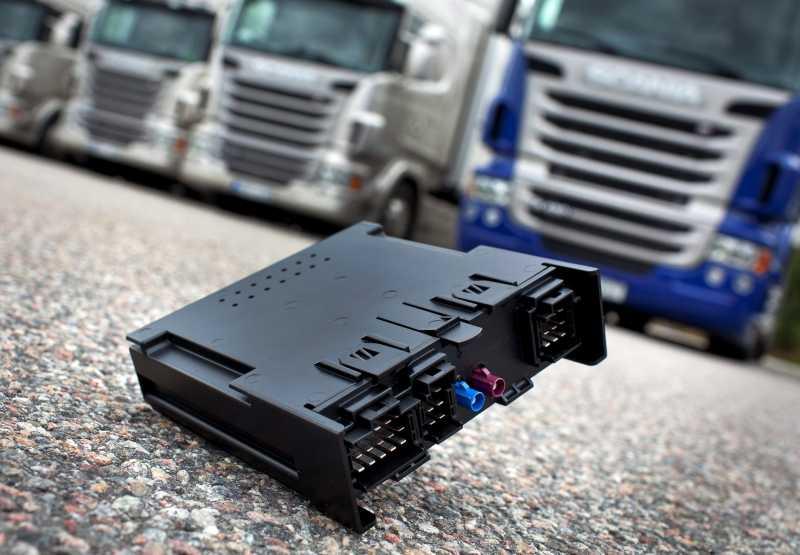 Nueva tecnología propia en los camiones Scania