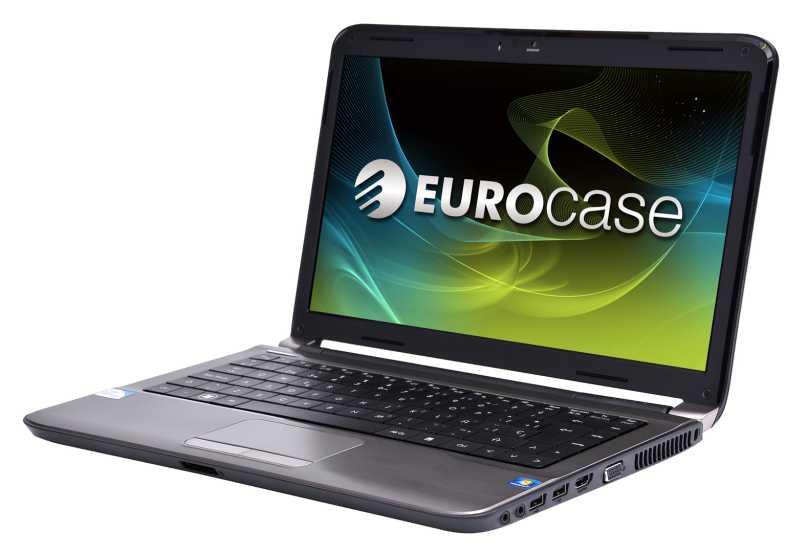 Grupo Núcleo presenta la Notebook Eurocase E4 P10 i7