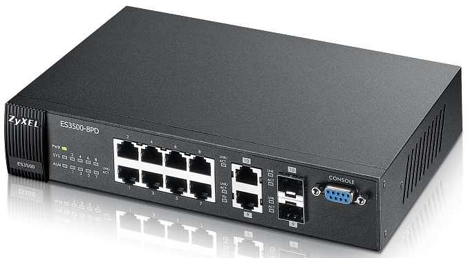 ZyXEL presenta nueva Serie de Switches Fast Ethernet para PyMEs