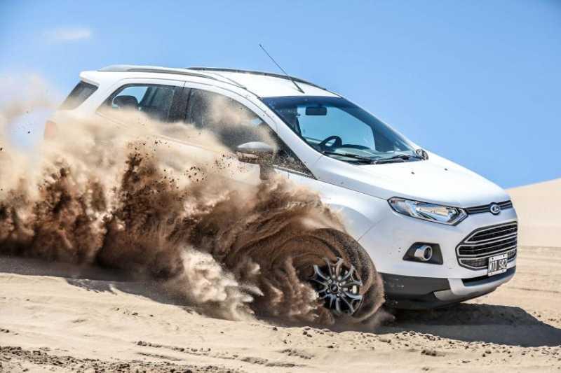 La nueva EcoSport fue el vehículo más vendido en Argentina en el mes de enero