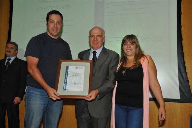 SisDev Software obtuvo el certificado de la Norma IRAM ISO 9001:2008