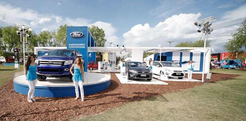 Ford Sponsor de Expotigre 2011