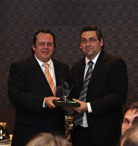 Fernando Gorbarán obtuvo el reconocimiento a la Personalidad Destacada en el Mercado de Reuniones e Incentivos de América Latina y el Caribe