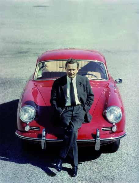 100º aniversario del nacimiento de Ferry Porsche
