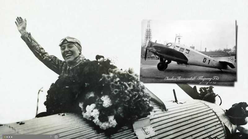 Lufthansa celebra los 85 años de la primera mujer piloto