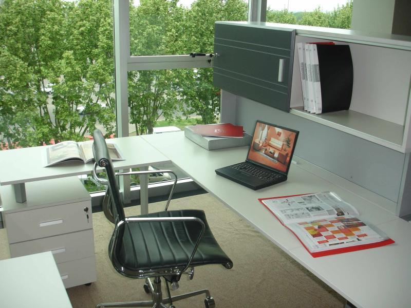 Fontenla lanzó una nueva propuesta en estaciones de trabajo para oficinas