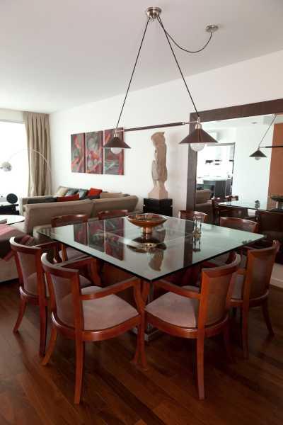 Fontenla creó un nuevo interiorismo en Torres del Yacht, Puerto Madero
