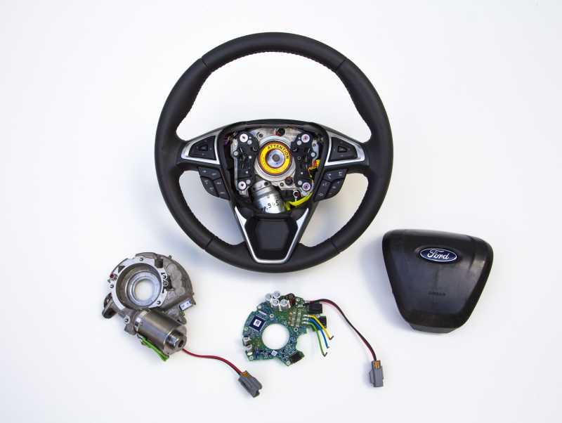 Ford anunció una nueva tecnología de dirección adaptativa que revolucionará la conducción de sus vehículos
