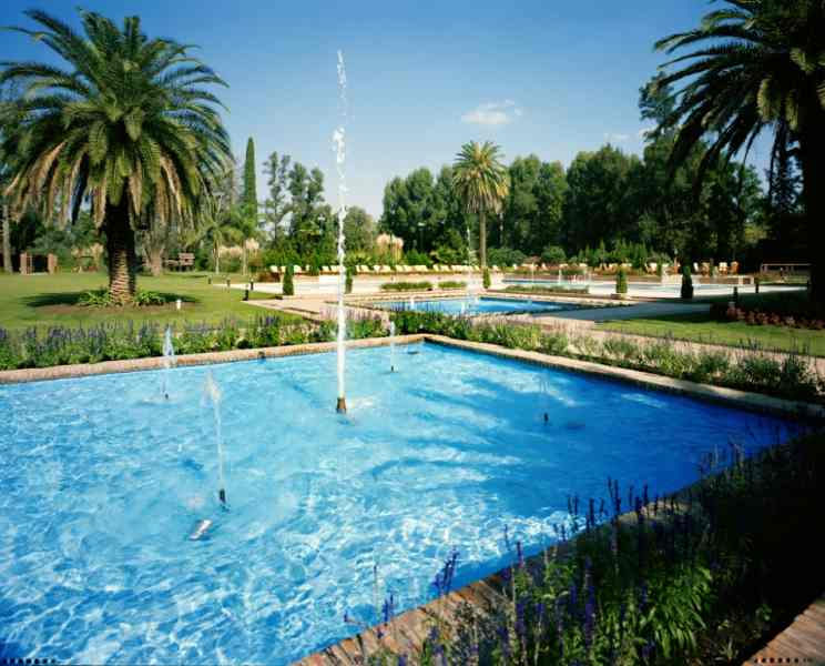Cuidado del cuerpo y relax en verano en Hotel Sheraton Pilar