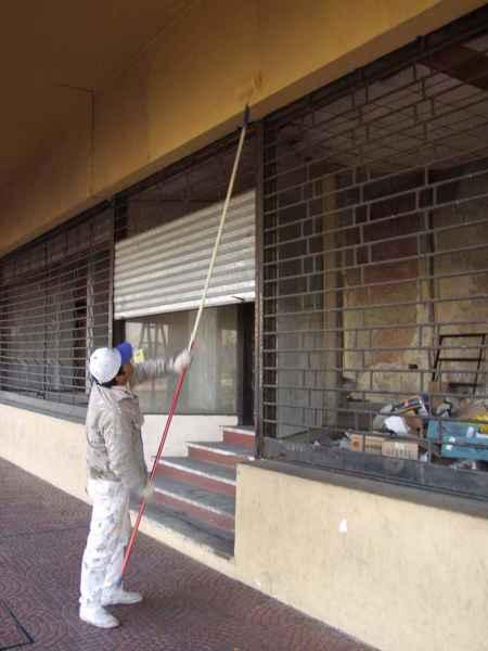Tersuave inició obras de mantenimiento en el barrio de La Boca