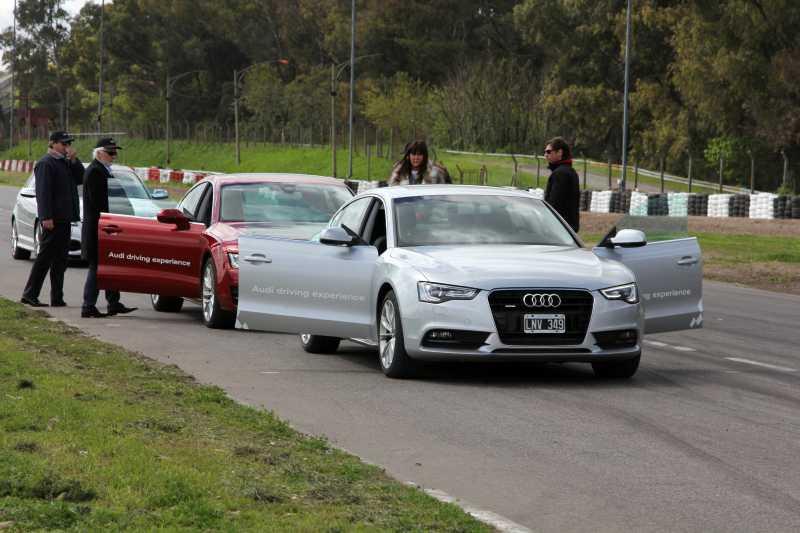 """GEFCO organizó una nueva edición del """"Driver Training Audi"""""""