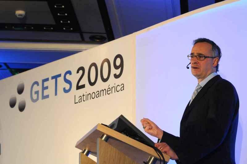 La Cumbre Global sobre Tecnologías de Educación 2009 (GETS) en Buenos Aires atrae a líderes en educación de toda Latino América