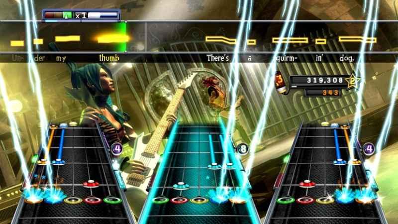 Llegó Guitar Hero 5