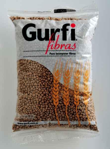 Gurfi Fibras: para una alimentacion saludable con el aporte de las fibras necesarias para equilibrar el organismo