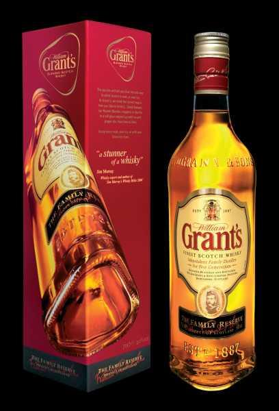 """William Grant´s & Sons: """"La mejor destilería de Scotch Whisky del mundo"""""""
