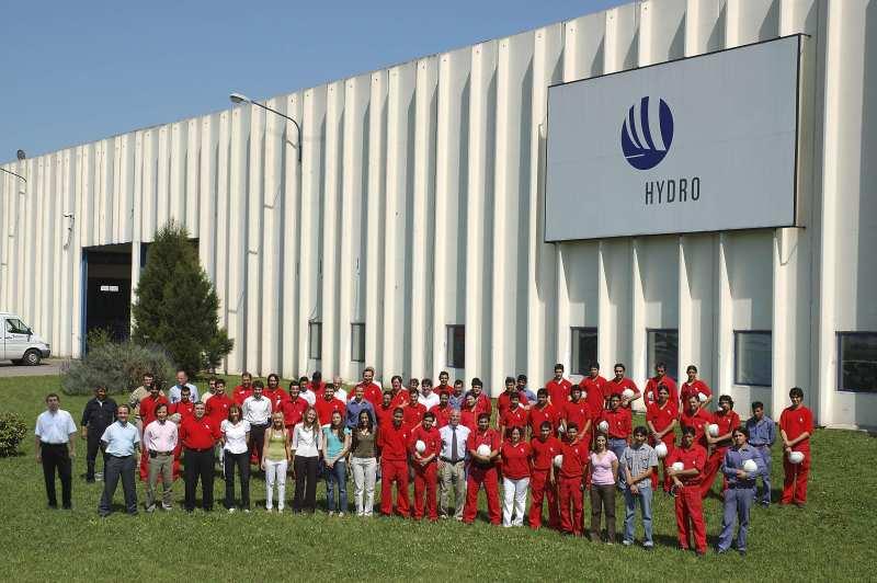 Hydro festeja en 2011 su décimo aniversario en el país