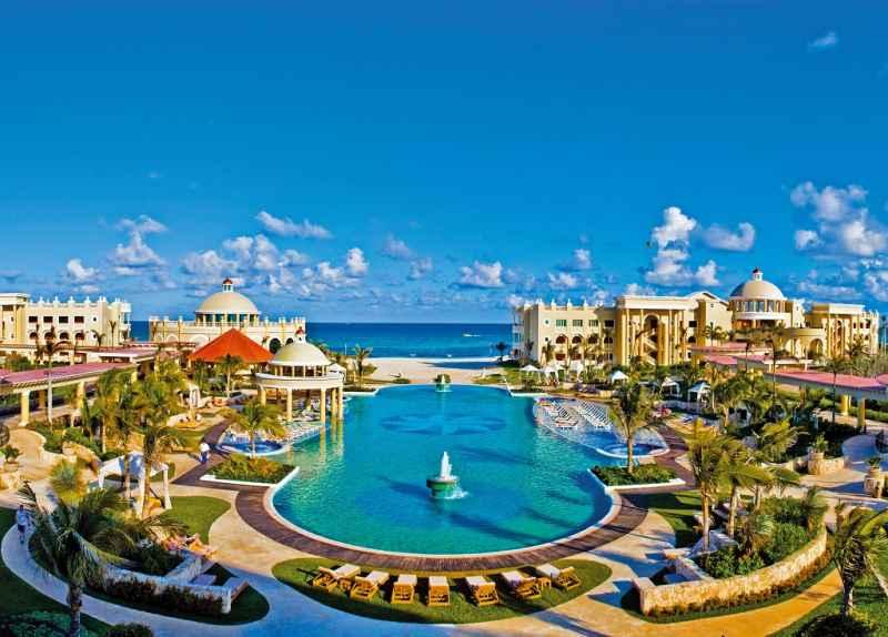 IBEROSTAR Grand Hotel Paraíso, mejor hotel de lujo del Caribe y México