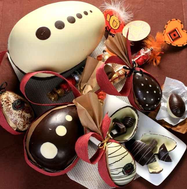 Nueva línea de Huevos de Chocolate Super Premium de Valenti